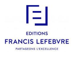 Editions Lefebvre Sarrut